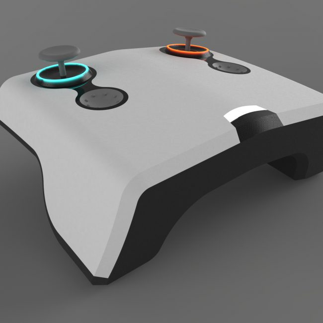 Medium-sized controller / Propel
