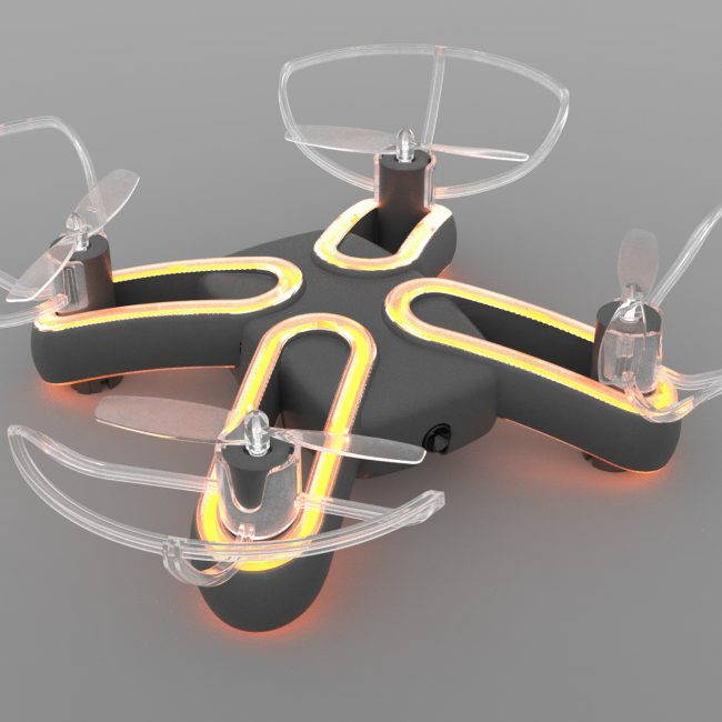 Light Show Camera Drone, A / PROPEL